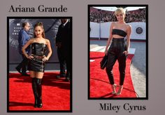 Around and About: Batalha da tendência: VMA 2014
