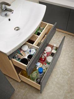 Malaga, Bath Caddy, Bathroom Storage, Shoe Rack, Furniture Design, Sink, Home Decor, Arrow Keys, Close Image