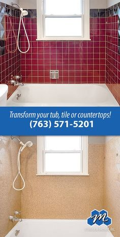 Don't replace - refinish! : See stunning before and after bathroom and kitchen refinishing pictures in our photo gallery. View bathroom & kitchen transformations from Miracle Method of Roseville today!