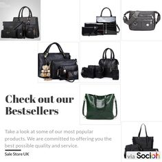 Us Store, Sale Store, Best Sellers, Take That, Check, Bags, Products, Handbags, Bag