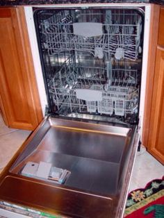 Dish Washer Cleaning Made Easy