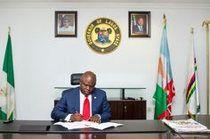 Ekpo Esito Blog: Governor Ambode appoints 19 new Perm Secs, retires...