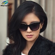7b882172d62b5 DIGUYAO oculos de sol feminino 2016 Sunglasses Women Fashion Cat Eye F –  USMART NY Sunglasses
