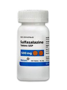 sulfasalazine spondylothesis