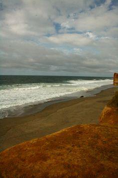 Gleneden Beach, Oregon.