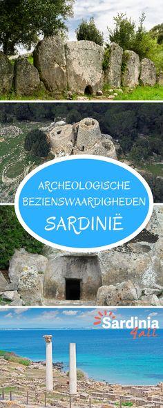 Archeologie op Sardinië: Er zijn maar weinig eilanden met zoveel archeologische bezienswaardigheden zoals op Sardinië het geval is.
