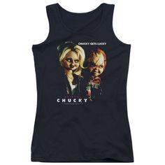 Child's Play: Chucky Gets Lucky Junior Tank Top