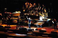 Canarias7. Contenidos multimedia: Galerías de fotos: Concierto de Bruce Springsteen en el Estadio de Gran Canaria (I)