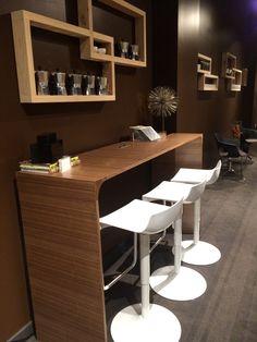 Arcadia Showroom #neocon2015 - Avelina Meeting Table