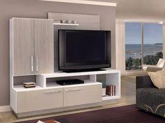 modular lcd rack mesa tv organizador vajillero ryo indonesia Room Design, Interior, Modern Tv Wall Units, Home Decor, Tv Room Design, Interior Design, Living Room Tv Unit Designs, Living Room Designs, Living Room Tv