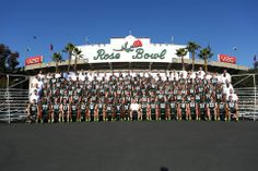 team photo...rose bowl 2014