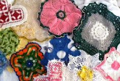 Lots of Crochet Stitches by M. J. Joachim: Just a Few Changes...
