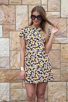 Daisy Garden Dress