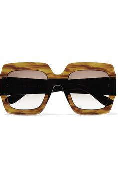 94a95a166e79cf Tortoiseshell and black acetate UV protection Come in a hard and soft case  Made in Italy