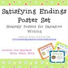 Having a satisfying ending might be the most important part of story writing!  These posters provide 6 different strategies that students can use t...