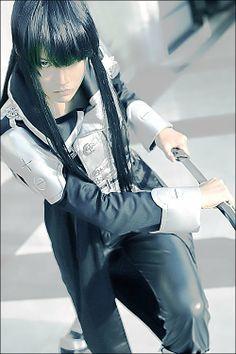 D.Gray-man cosplay - Yu Kanda
