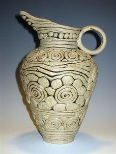 Gallery - Handbuilt Pottery by Jim Irvine
