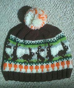 Ravelry: sueknits222's Hare hat