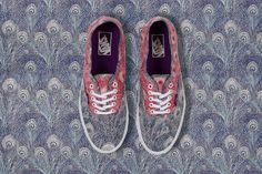 Vans x Liberty of London Collection