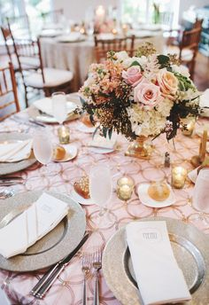 blush, mixed metals, refinely feminine // 217 Photography