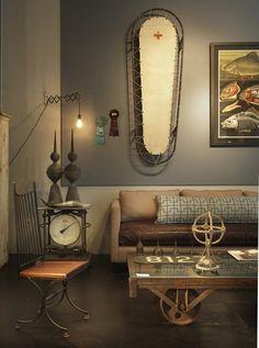 Heir antiques interior
