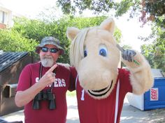 BOOMER! OU repinned this! I love this guy!