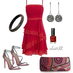 Darling, take me dancing tonight!, created by christa72 on Polyvore