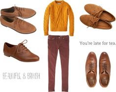 """oxfords"" by sweet-tea98 on Polyvore"