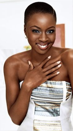 {Grow Lust Worthy Hair FASTER Naturally} ========================== Go To: www.HairTriggerr.com ========================== What A Beauty!!! ... Actress Danai Gurira