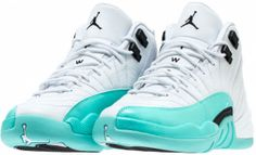 best website 1beaa 40ac3 The Air Jordan 12 Light Aqua Review – Another Dope Jordan Sneaker For The  Youngins!