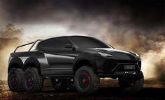 Fani motoryzacji czekają z zapartym tchem na premierę SUV-a Lamborghini Urus