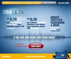 Tim BESTA: Maio 2013