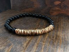 Focus Mala Bracelet - Buddhist, Yoga, Meditation, Prayer Beads, Eat Pray Love, Jewelry, Bracelet #bracelets