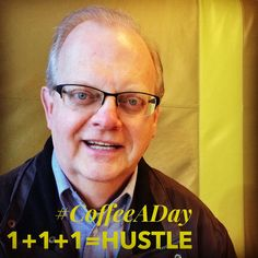 Today Joe Weigel and I talked about how Marketing and Communications Pros hustle for My CoffeeADay Initiative: 1 Coffee, 1 Person, Every Day.   http://coffeeaday.net/post/113370563061/today-joe-weigel-and-i-talked-about-how-marketing