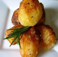 Roast Potatoes using the Halogen Oven