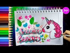 List of attractive segundo periodo marcado ideas and photos Up Halloween, Cover Pages, Easy Drawings, Boyfriend Gifts, Origami, Diy And Crafts, Doodles, Clip Art, Kawaii