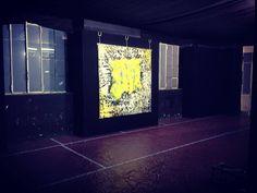 Massimiliano Luchetti — Roma ex caserma Guido Reni #artexhibition...