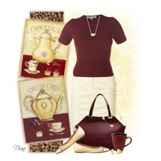 """Coffee"" by diane-hansen on Polyvore"