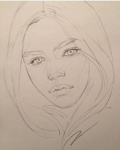 cool girls face drawing. visit my youtube channel to learn more drawing and coloring Pencil Art, Pencil Drawings, Art Drawings, Face Sketch, Drawing Sketches, Sketching, Portrait Sketches, Girl Face Drawing, Drawing Women