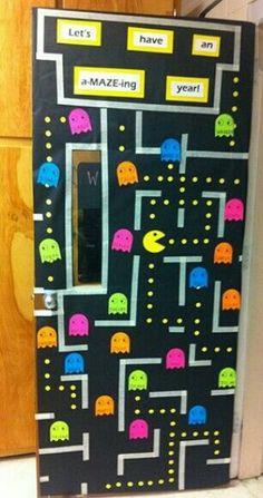 Puerta de Pac-Man
