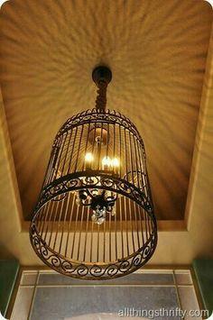 Birdcage lighting