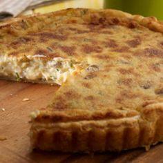 Quiche, Salt, Pie, Sugar, Breakfast, Desserts, Recipes, Food, Torte