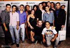 Más Fotos en Facebook: ow.ly/Fi2T3 #SomosEvoltis #FiestaEvoltis #Evoltis