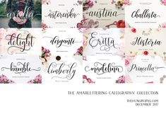 The Amarlettering Ca