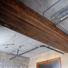 Large selection for rustic faux wood beams for sale. Rich rustic character with deep tones of brown and amber replicate the look of an original solid rough sawn beam perfectly. Wood Ceilings, Ceiling Beams, Ceiling Lights, Support Columns, Faux Wood Beams, Douglas Fir, Wood Boxes, Farmhouse Decor, Solid Wood