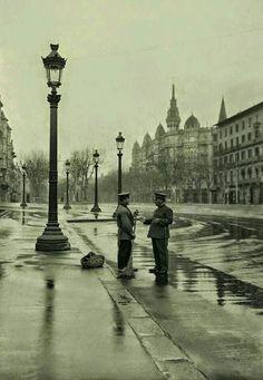 1920. Passeig de Gràcia de Barcelona.