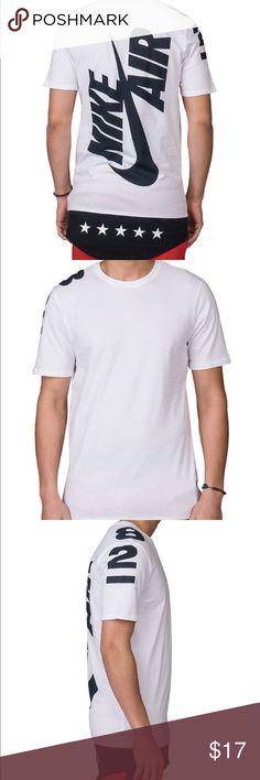hot sales 6e964 9ac8b Nike Air Men s t shirt legendary lengths Small Nike Air Men s t shirt  legendary lengths Small