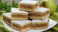Super jemný jablkový koláč: Každé sústo sa doslova rozpadáva na jazyku – úžasný koláčik! Cornbread, Cheesecake, Ethnic Recipes, Desserts, Food, Basket, Millet Bread, Tailgate Desserts, Deserts