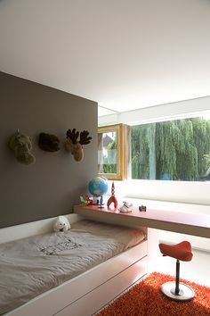 children's bedrooms - by Pascal François Architects