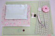 Sara's Code: Blog de Costura + DIY: DIY Tarjetero